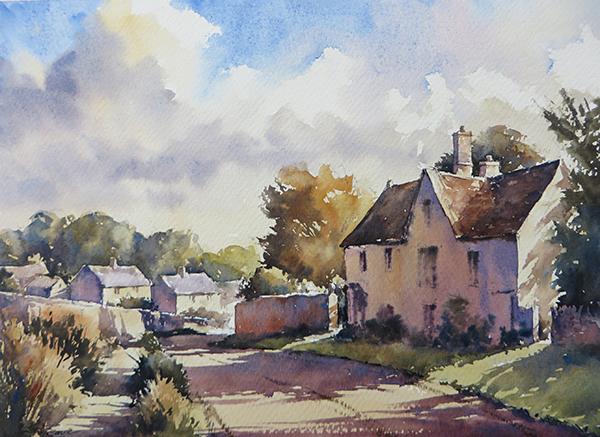 Windrush Village By Paul Weaver Ken Bromley Art Supplies