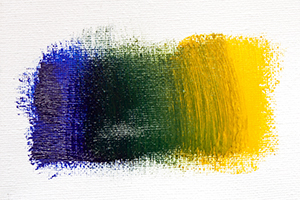 Artisan Mix of French Ultramarine & Cad Yellow Pale Hue