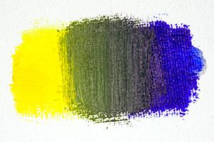 Cobra Mix of Permanent Yellow Light & Ultramarine