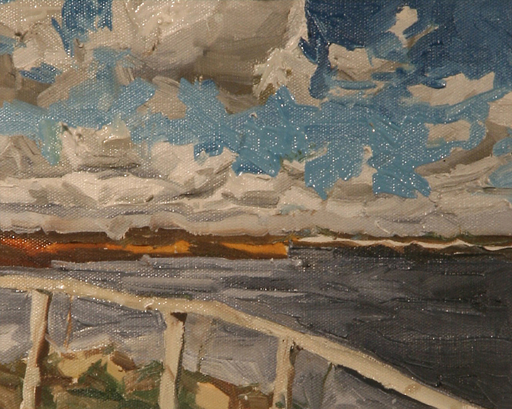 Richard Allen - Christchurch Harbour
