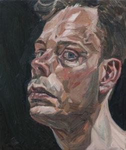 Richard Allen - Self Portrait