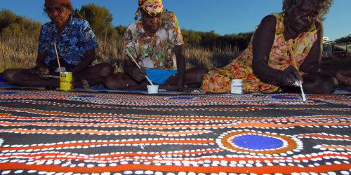 Aboriginal Art - People