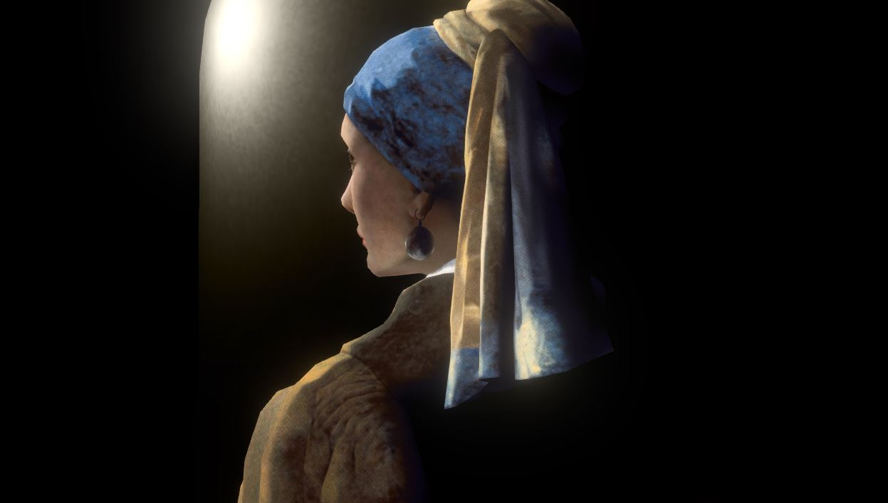 girl-with-the-pearl-earring-3d