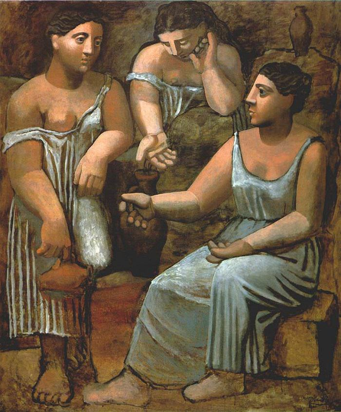 three-women-at-the-spring-picasso