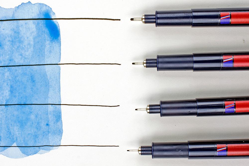 Edding 1800 Sketching & Drawing Pen