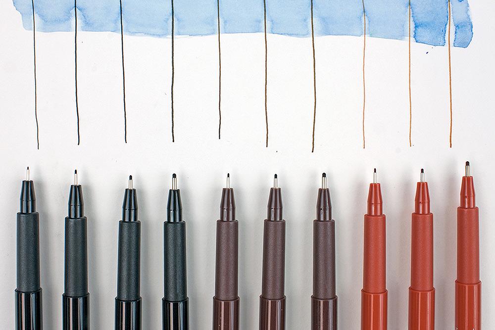 Faber-Castell PITT Artists Pens