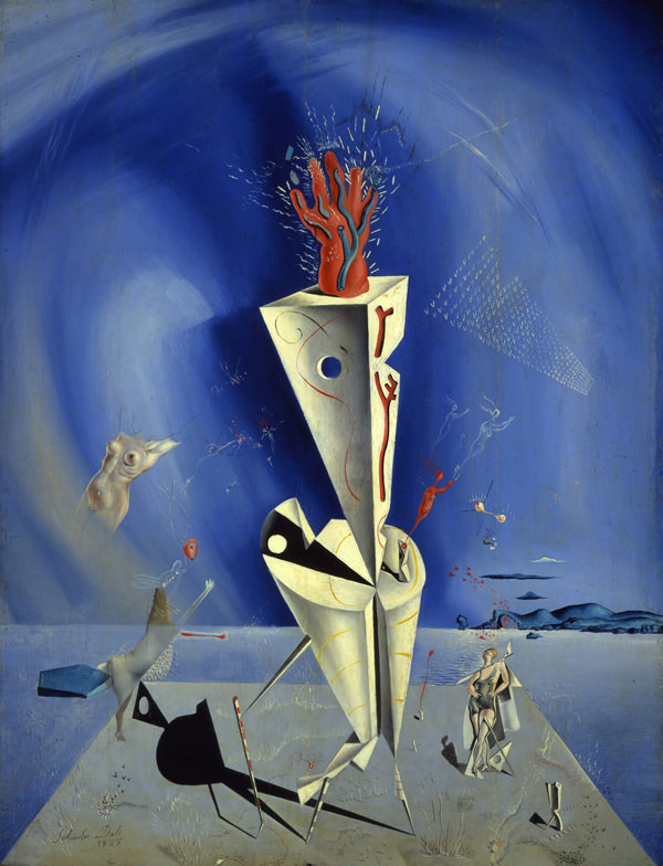 The Colourful Career of Salvador Dali | Ken Bromley Art Supplies