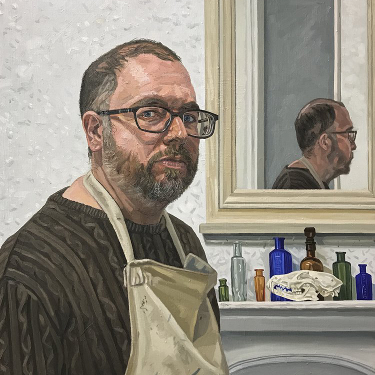 Artist Interview with Richard Kitson