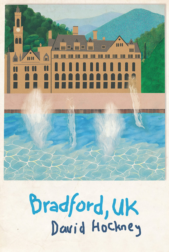 David Hockney x Bradford, UK