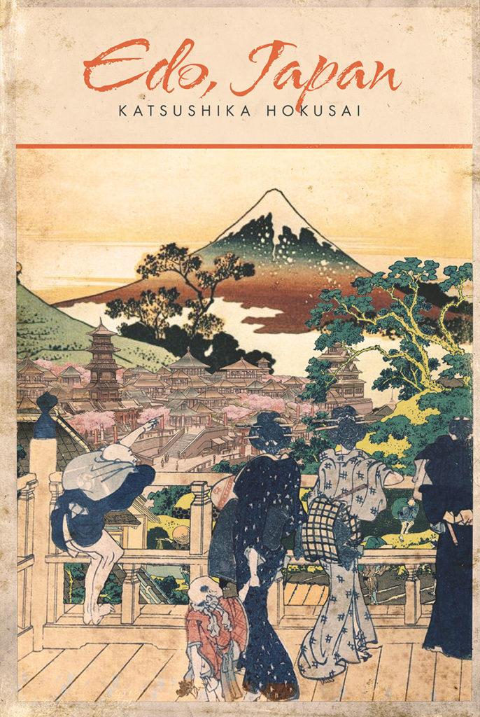 Katsushika Hokusai - Edo (Tokyo), Japan