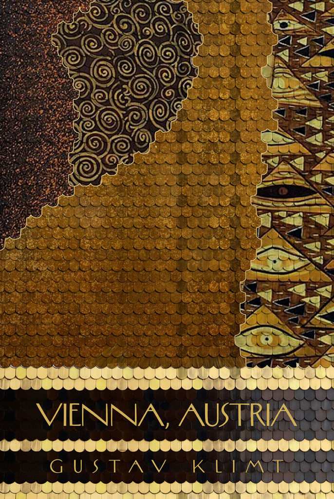 Gustav Klimt x Vienna, Austria
