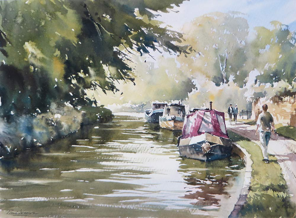 paul weaver canal reflections tutorial