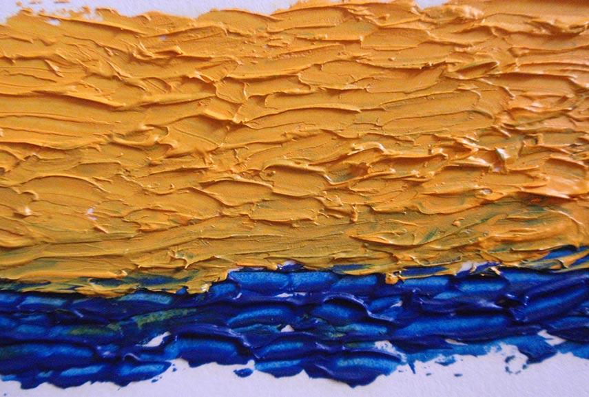 impasto oil painting technique