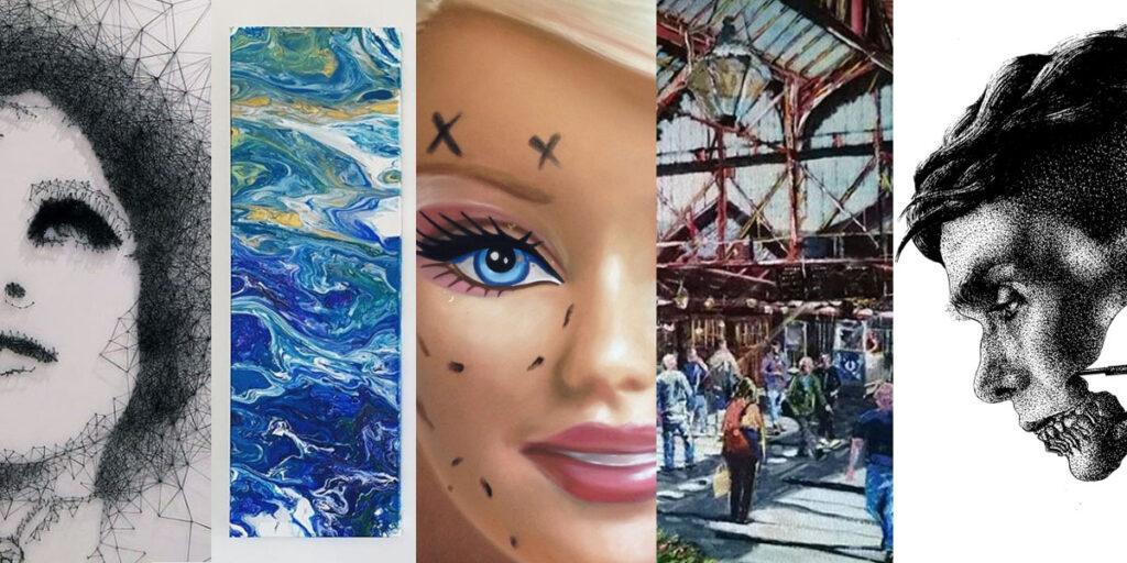 5 birmingham artists
