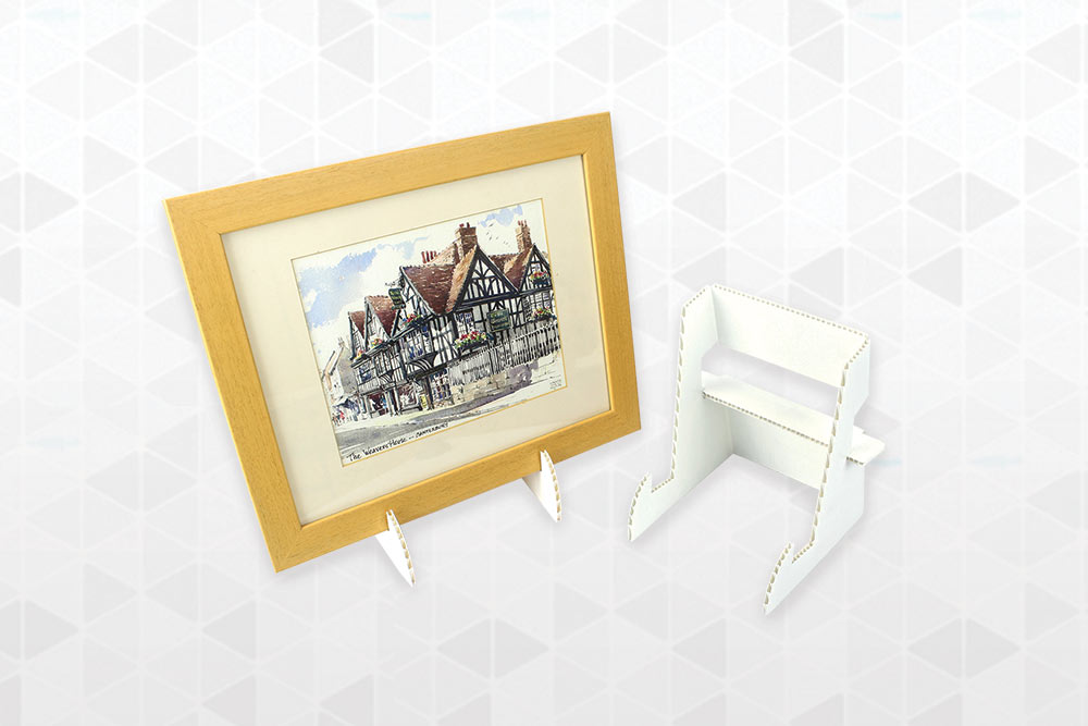 Ken Bromley Invisi Lightweight Display Easel