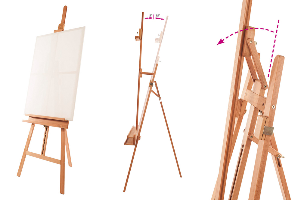 Mabef M11 A Frame Inclinable Easel