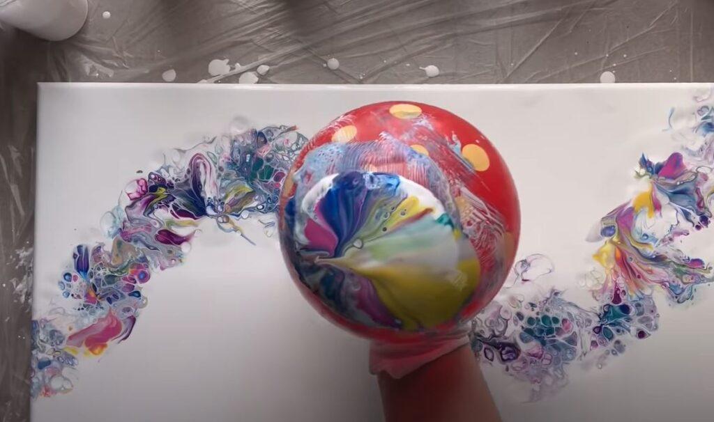 balloon dip