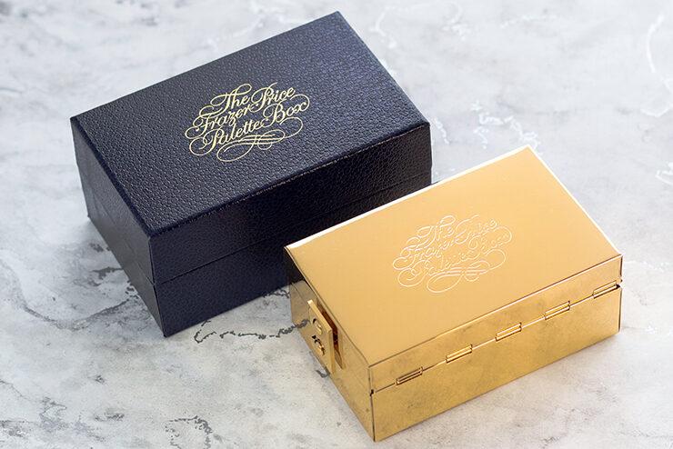 THe Frazer Price Watercolour Palette Box and Presentation Case
