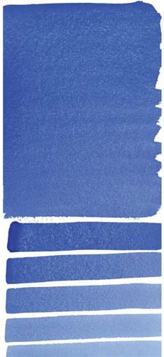 Daniel Smith Verditer Blue Swatch