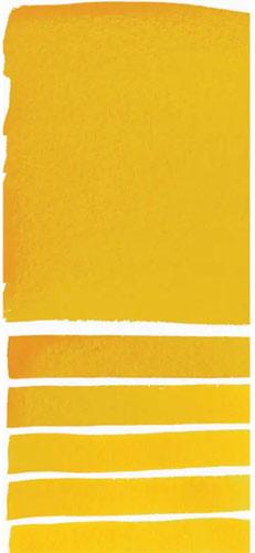 Daniel Smith Cadmium Yellow Deep Hue Swatch
