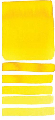 Daniel Smith Hansa Yellow Deep Swatch