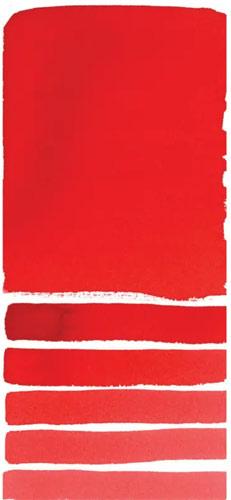 Daniel Smith Perylene Red Swatch