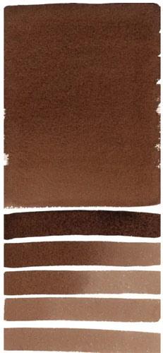 Daniel Smith Transparent Brown Oxide Swatch