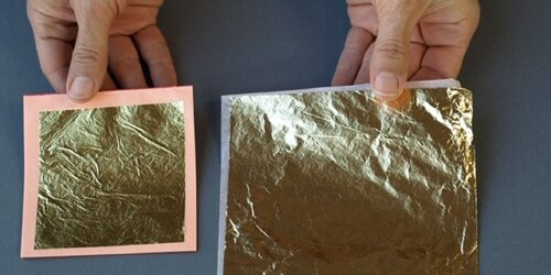 Beginners Guide to Starting Out with Gold Leaf