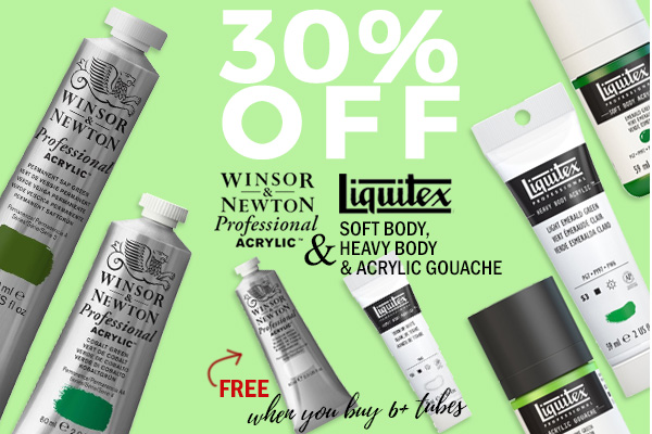 AAC & Liquitex Offer