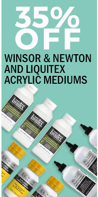 Acrylic Mediums & Liquitex Offer