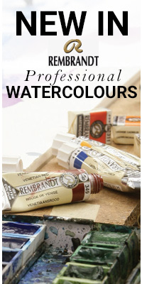 NEW Rembrandt Watercolours