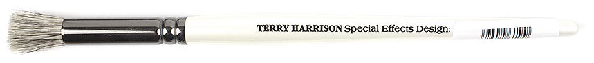 Pro Arte Terry Harrison Masterstroke Deerfoot Stippler Watercolour Brush