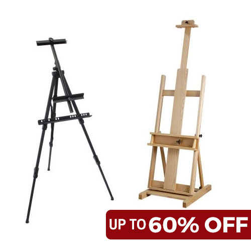 Up to 60% OFF Easels