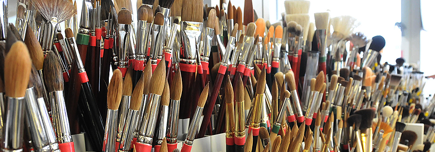 da Vinci Artists Brushes - Made in Germany