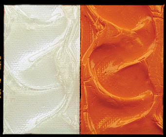 Ken bromley art supplies gel mediums for Gloss medium for acrylic painting