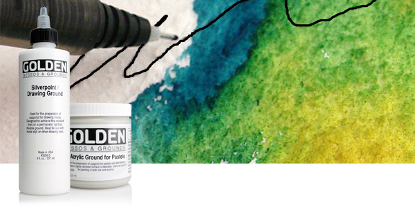 Using Golden Pumice Gel As A Ground For Oil Painting