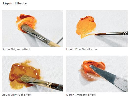 Oil Paint Mediums Info