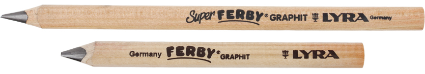 Lyra Ferby and Super Ferby Kids Graphite Pencils