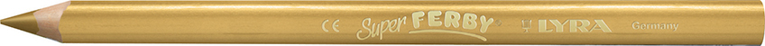 Lyra Super Ferby Kids Metallic Colouring Pencil