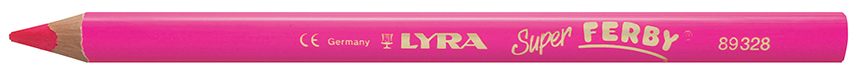 Lyra Super Ferby Kids Neon Colouring Pencil