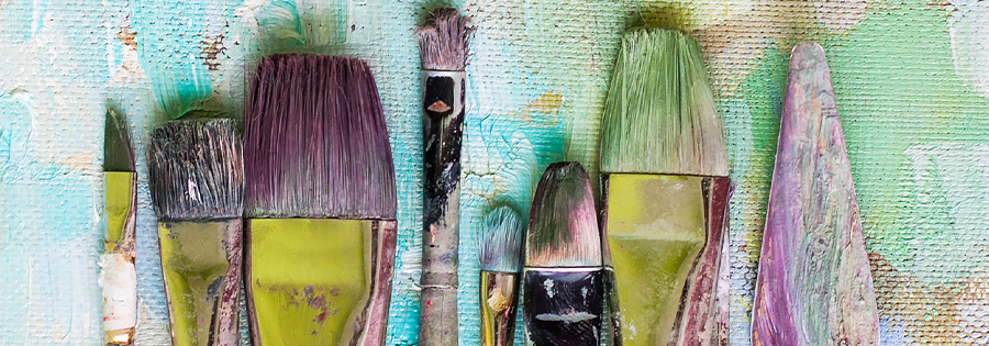 Oil Painting Hints & Tips - Selecting Oil Brushes