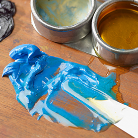 Oil Painting Hints & Tips - Drying Oils