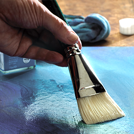 Oil Painting Hints & Tips - Oil Varnishes