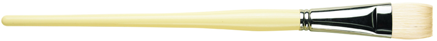 Pro Arte Series B Hog Short Flat Oil Acrylic Brush