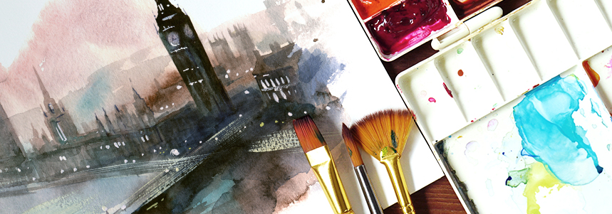 Watercolour Painting Hints & Tips