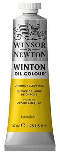 Winton Oil Colour tube