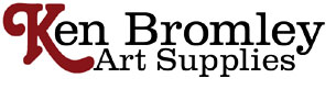 Ken Bromley Art Supplies logo
