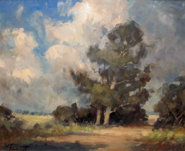 Edward Seago Oil Landscape Techniques Dvd Ken Bromley