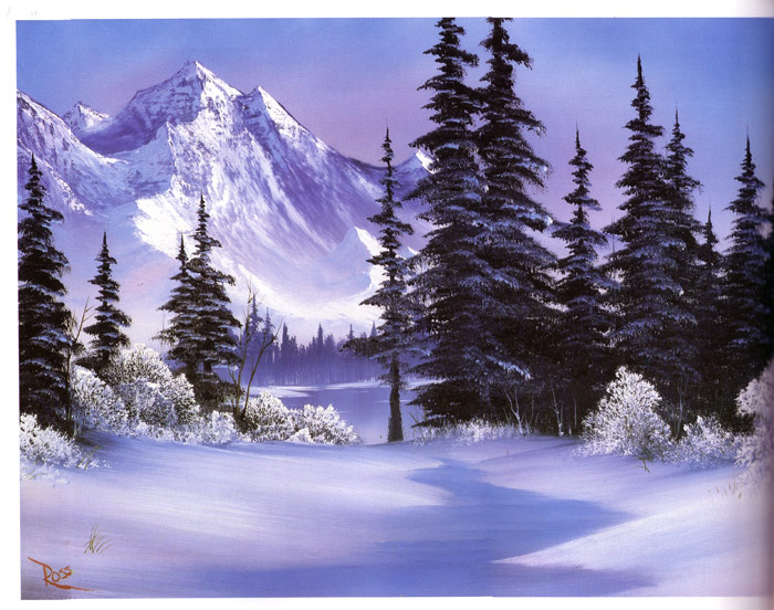 The Best of Joy of Painting with Bob Ross Ken Bromley
