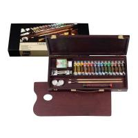 Rembrandt Traditional Oil Colour Box